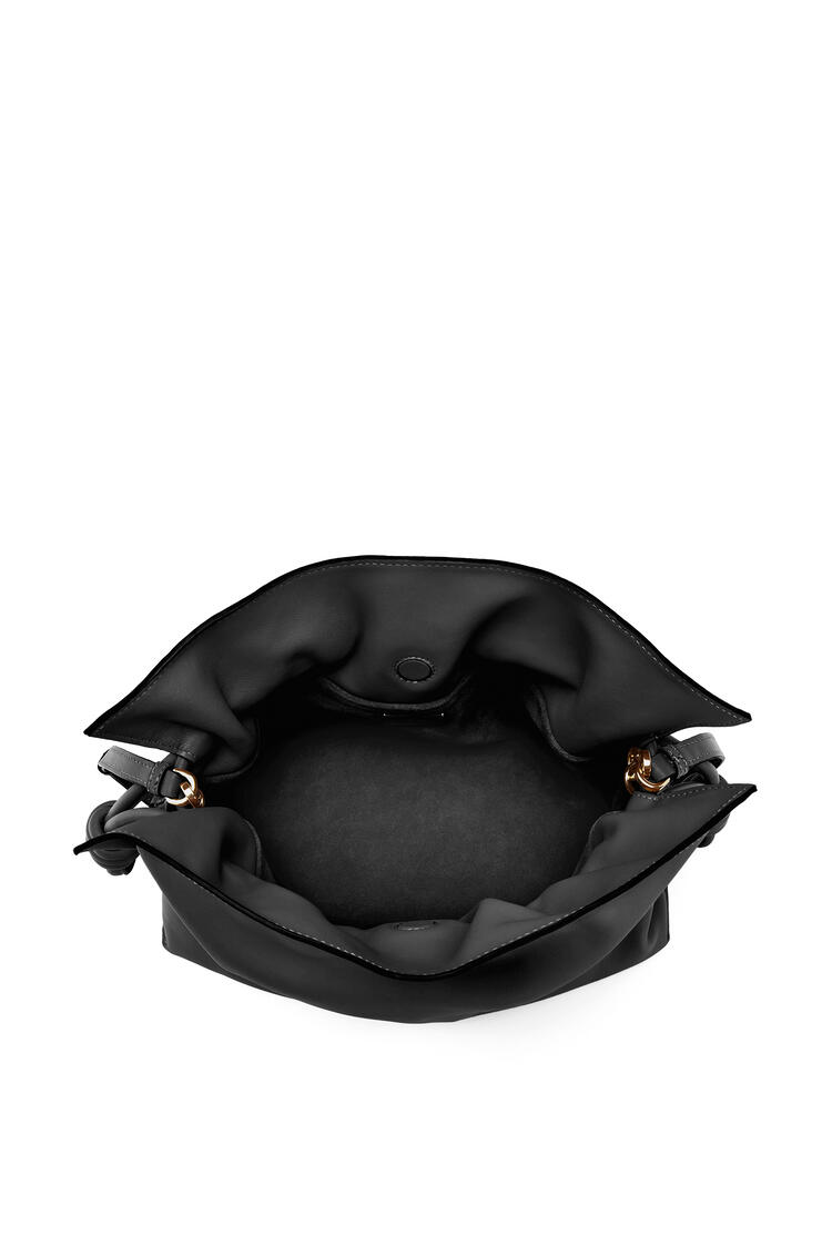 LOEWE Flamenco clutch in nappa calfskin 黑色 pdp_rd