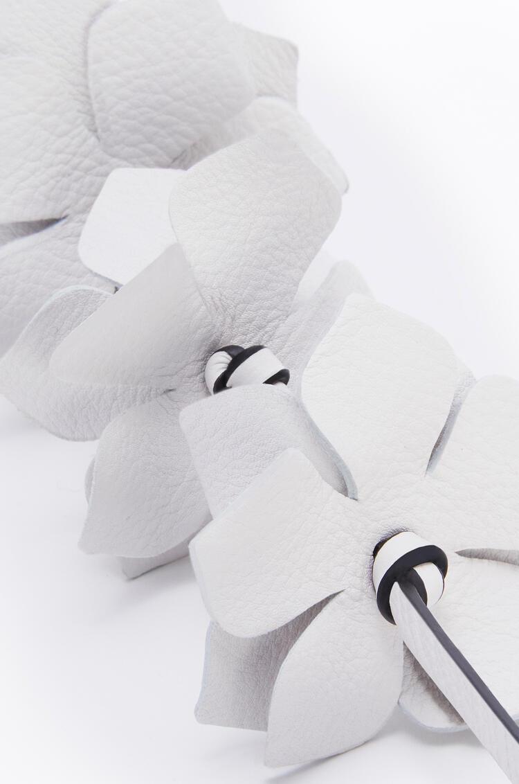 LOEWE Sunglasses strap in classic calfskin Soft White pdp_rd