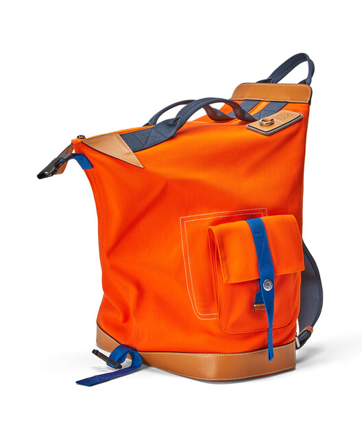 LOEWE Eye/Loewe/Nature Convertible Orange front