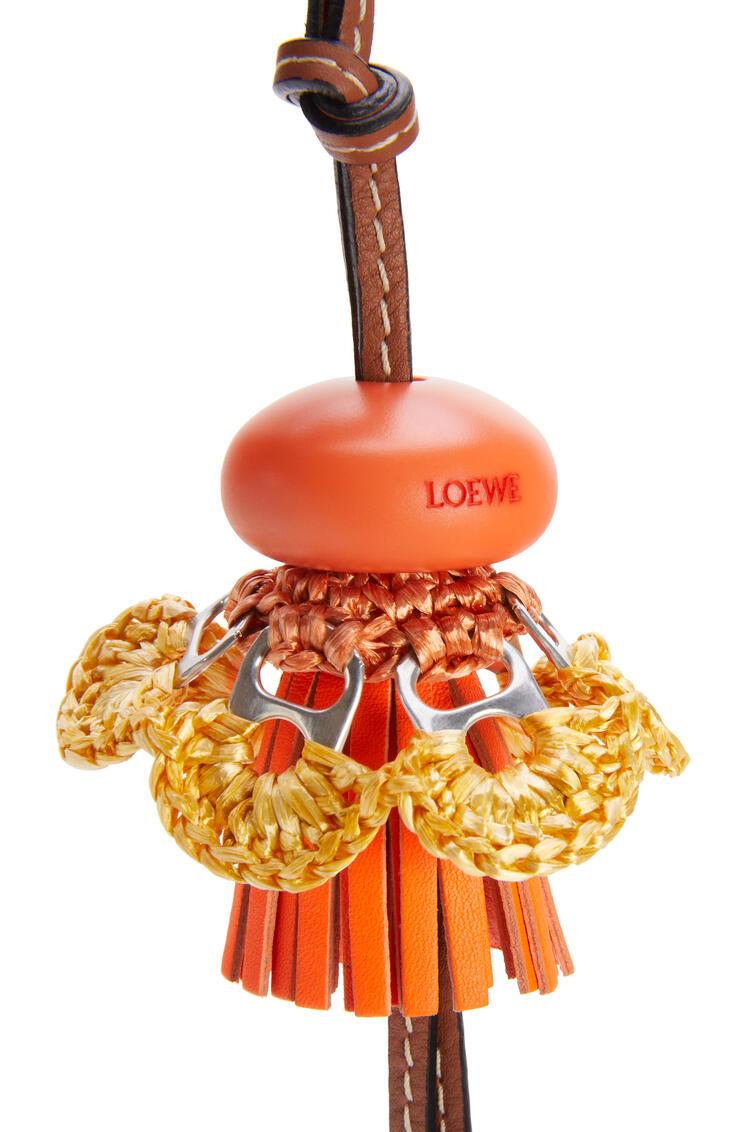 LOEWE Sea Angel Charm Neon Orange pdp_rd