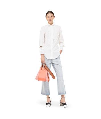 LOEWE Ruffle Shirt Blanco front
