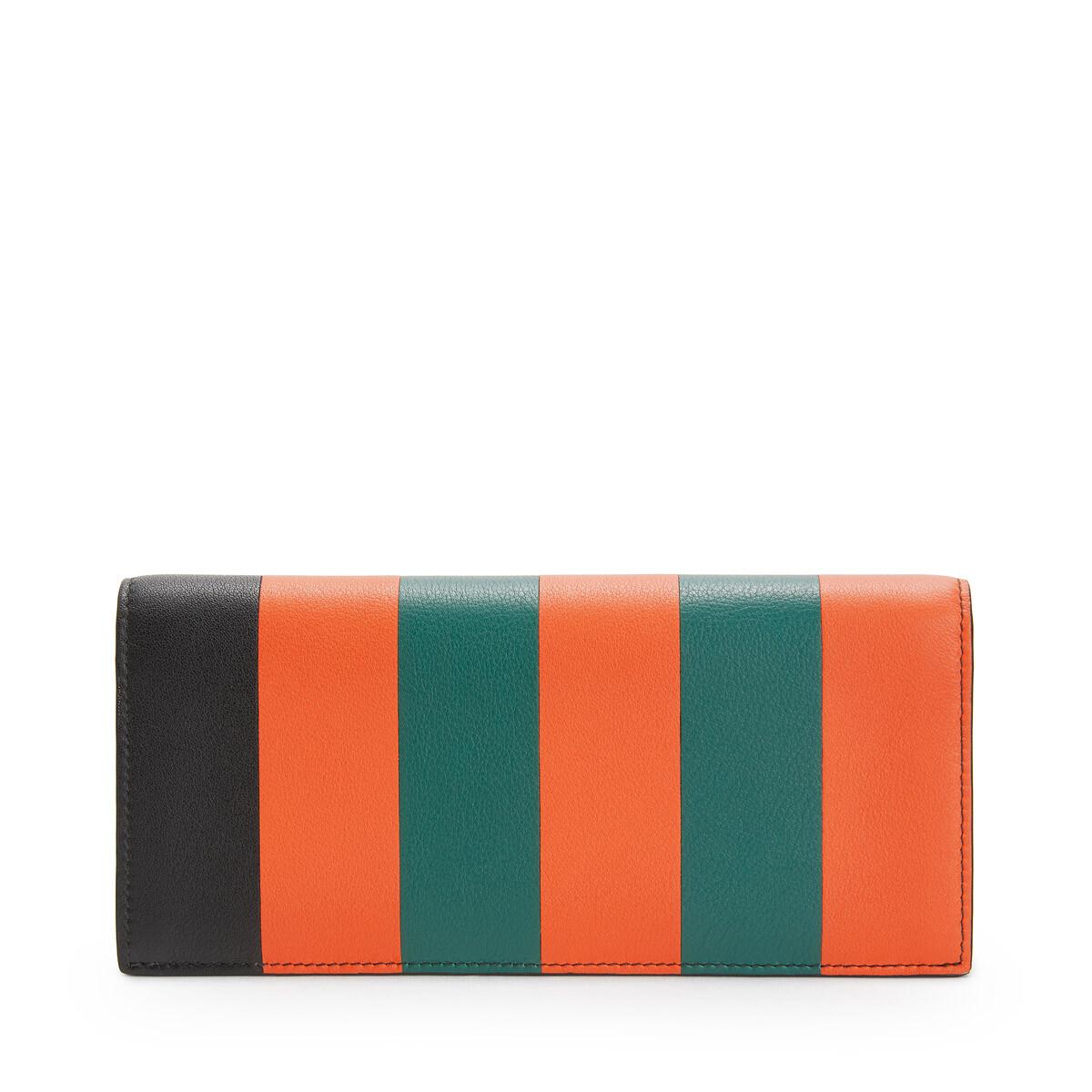 LOEWE Stripes Long Horizontal Orange/Green front