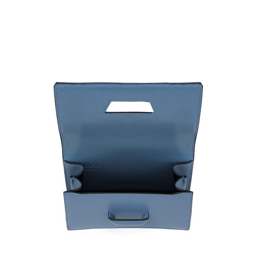 LOEWE Bolso Barcelona Pequeño Azul Varsity all