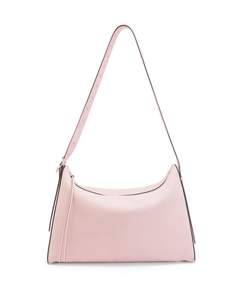 LOEWE ベルリンゴ ラージ バッグ Icy Pink front