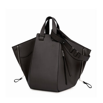 LOEWE Hammock Medium Bag Black front