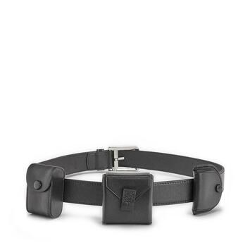 LOEWE Pocket  Belt Negro front