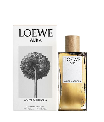 LOEWE Loewe Aura White Magnolia Edp 100Ml colourless front