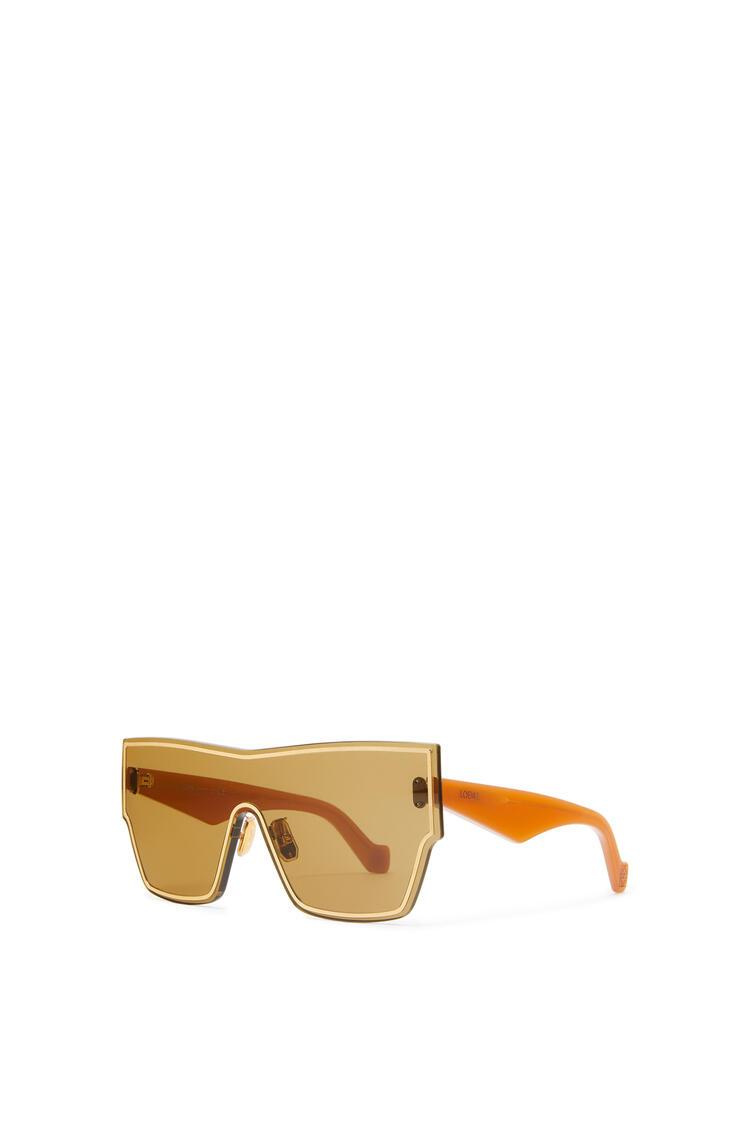 LOEWE Large mask sunglasses Hazelnut pdp_rd