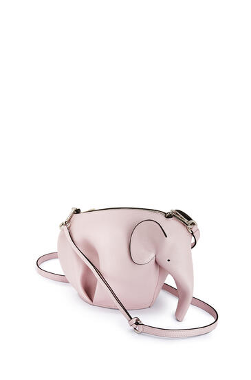 LOEWE エレファントバッグ ミニ(パーライズド カーフスキン) Icy Pink pdp_rd