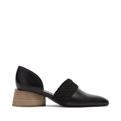 LOEWE Flex Loafer 40 Black front