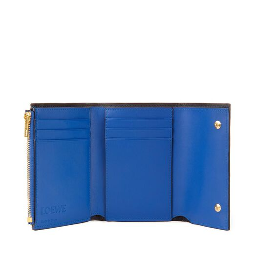 LOEWE Billetero Pequeño Vertical Azul Electrico all