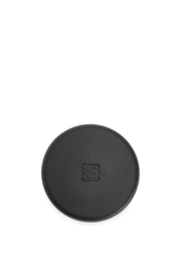 LOEWE フラワー ボックス(カーフスキン) ホワイト/ブラック pdp_rd