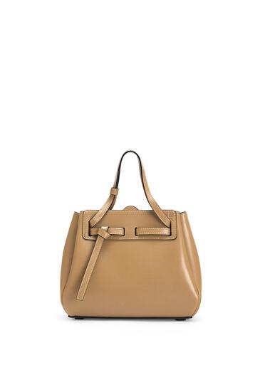 LOEWE Mini Lazo Bag In Bbox Calfskin Dune pdp_rd