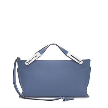 LOEWE Bolso Missy Pequeño Azul Varsity front