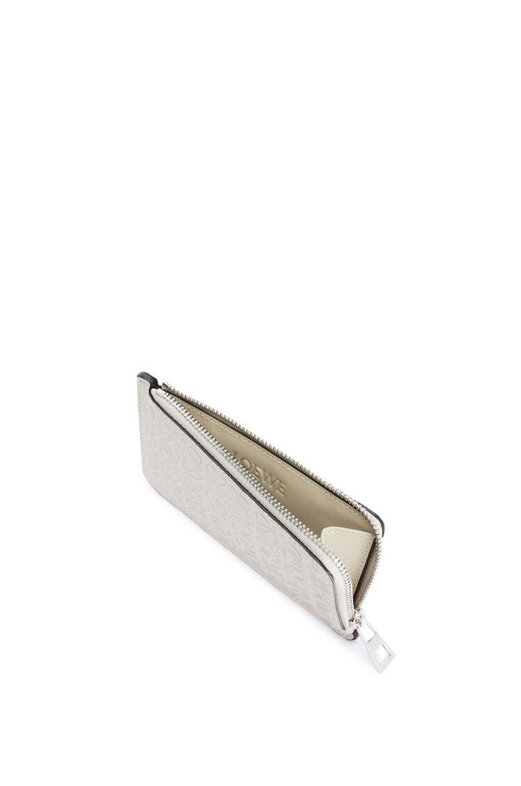 LOEWE Coin cardholder in calfskin Light Oat pdp_rd