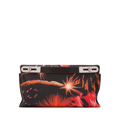 LOEWE Missy Fireworks Small Bag Multicolor front