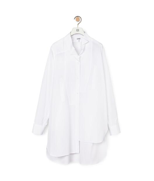 Long Asymmetric Shirt