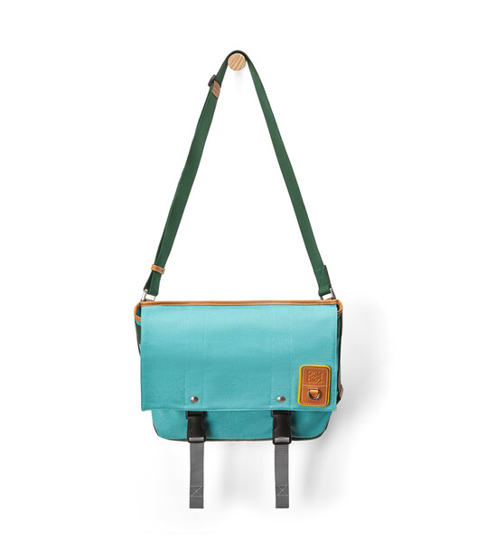 LOEWE Eye/Loewe/Nature Messenger Turquoise front