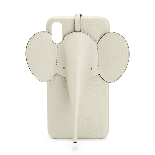 LOEWE Elephant Cover For Iphone Xs Max Sage front