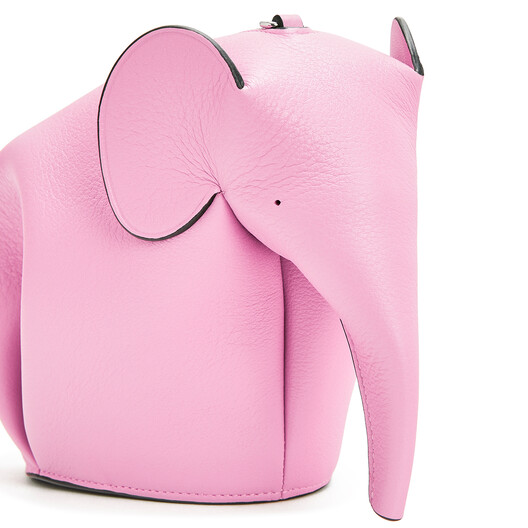 LOEWE Elephant Mini Bag Candy front