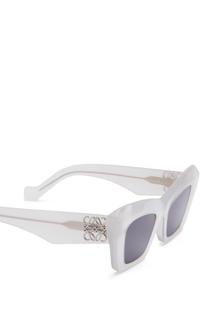 LOEWE Cayete sunglasses Ice White pdp_rd
