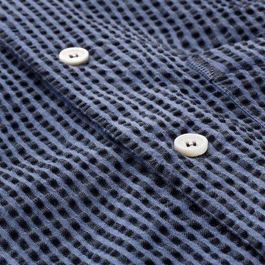 LOEWE Hood Shirt Marino all