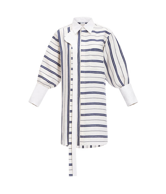 Oversize Stripe Shirt