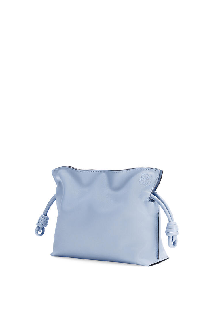 LOEWE フラメンコクラッチ ミニ (ナパ カーフスキン) Blue Lilac pdp_rd