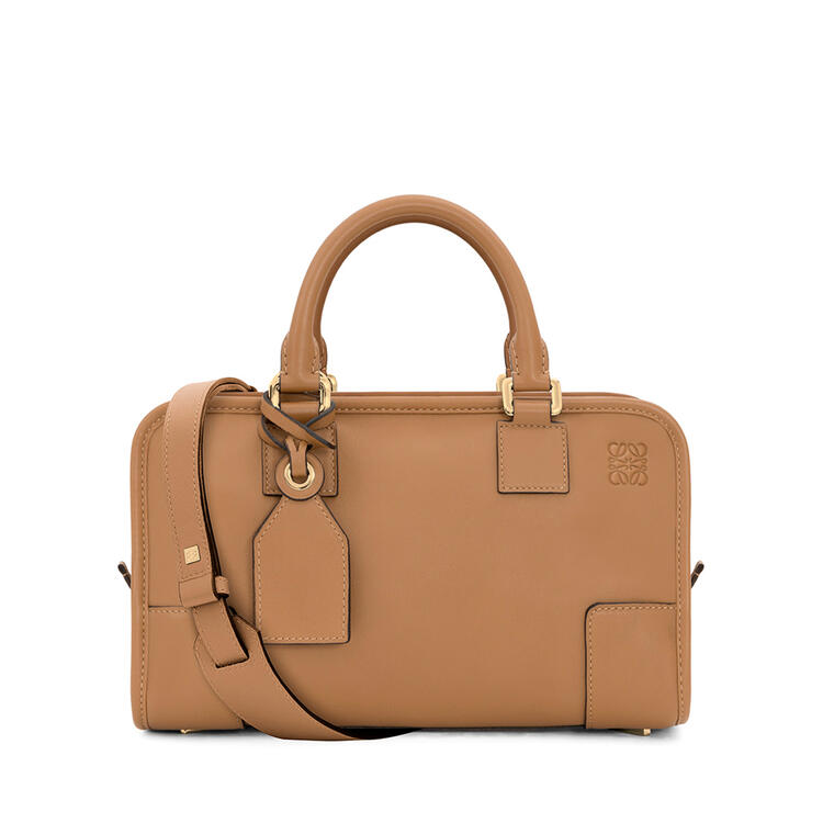 LOEWE Amazona 28 bag in classic calfkin Mink Color pdp_rd