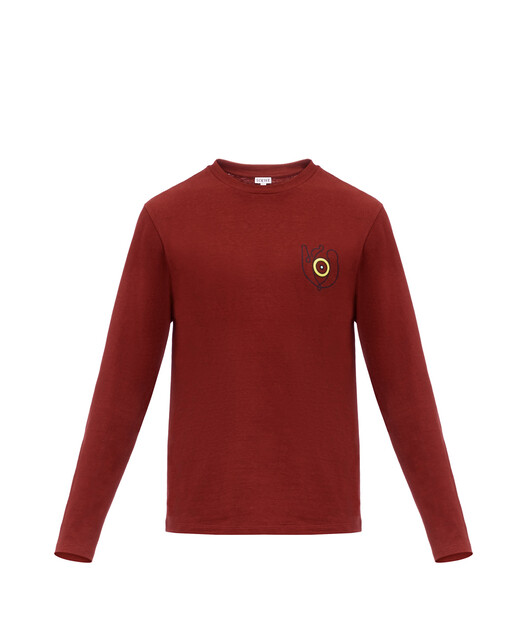 Long Sleeve T-Shirt Loewe Eye