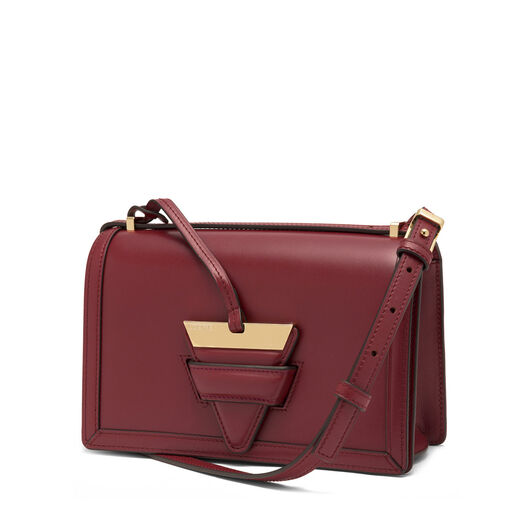 LOEWE Barcelona Bag Brick Red all