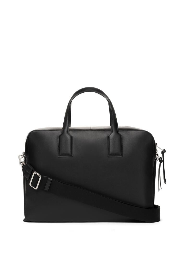 LOEWE Goya briefcase in soft calfskin Black pdp_rd