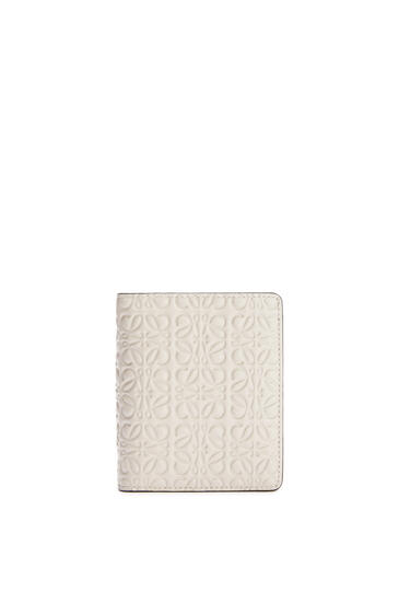 LOEWE Compact zip wallet in calfskin Light Oat pdp_rd
