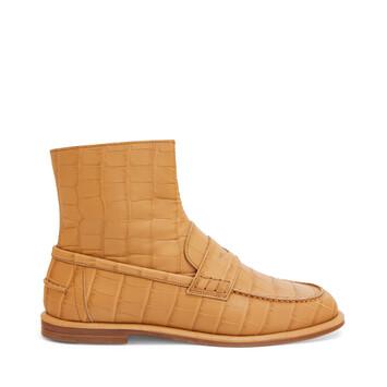 LOEWE Loafer Boot Desert front