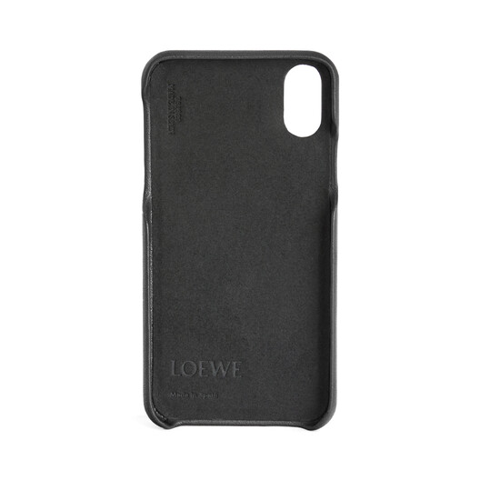 LOEWE Cover For Iphone X 黑色 front
