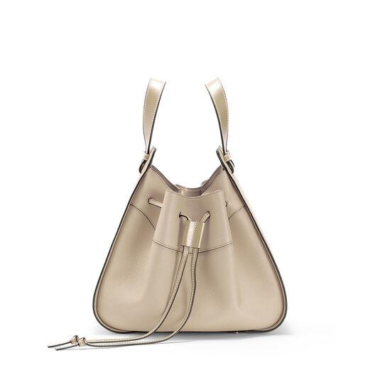 LOEWE Hammock Dw Medium Bag Light Oat  all