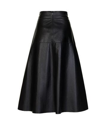 LOEWE Skirt W/ Belt Bag Black front