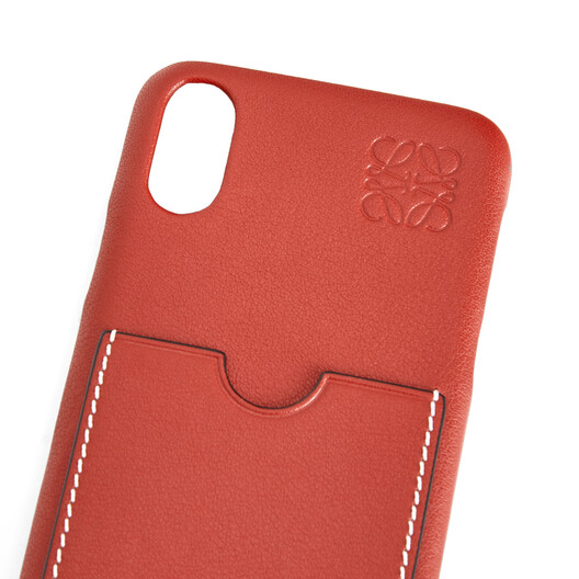 LOEWE Cover For Iphone X/Xs Pomodoro front