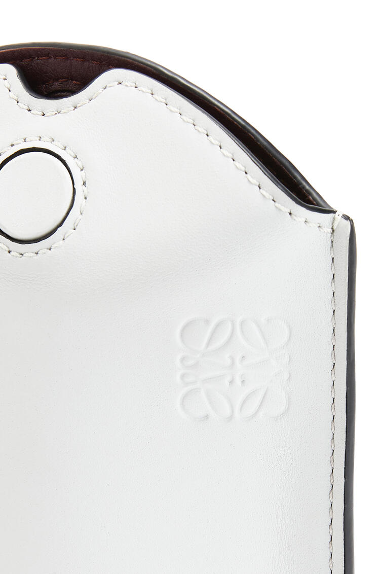 LOEWE Gate Pocket In Soft Calfskin Kaolin/Sage pdp_rd