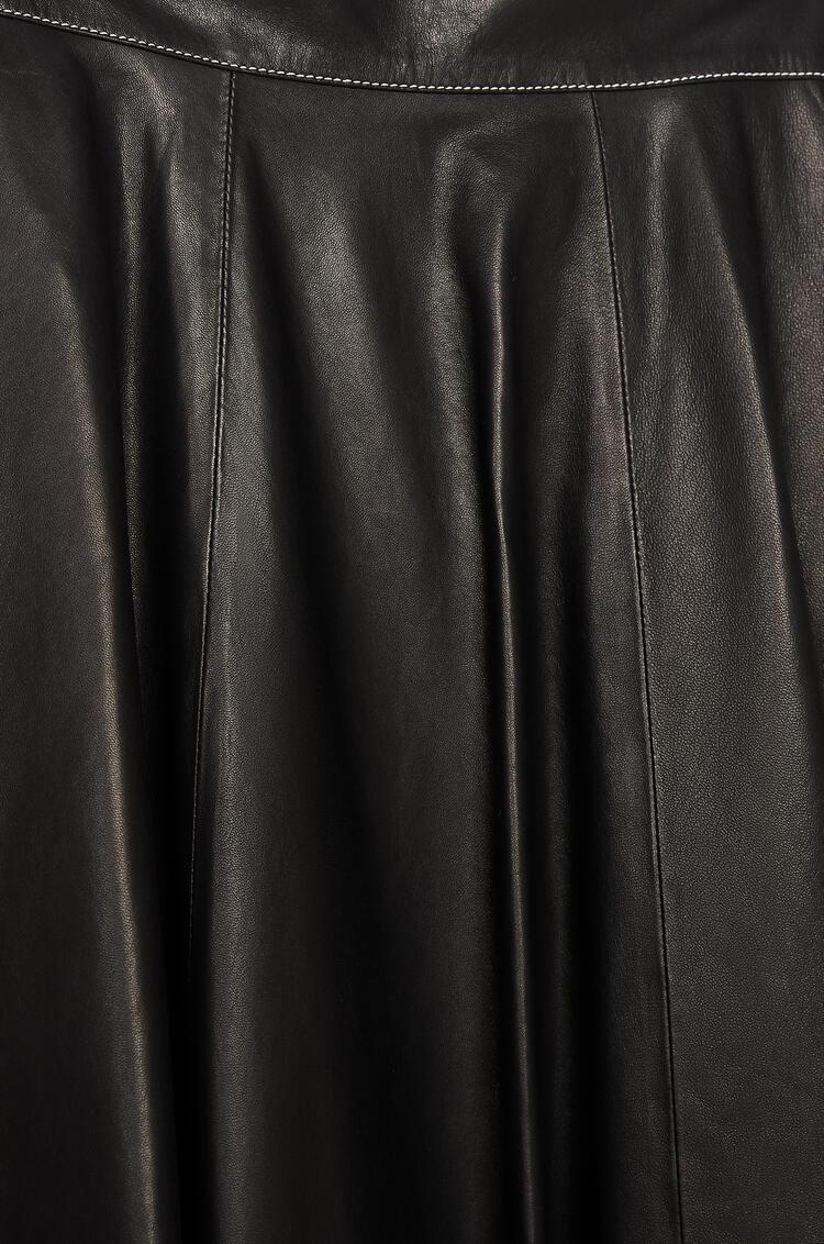 LOEWE Skater Skirt Black pdp_rd