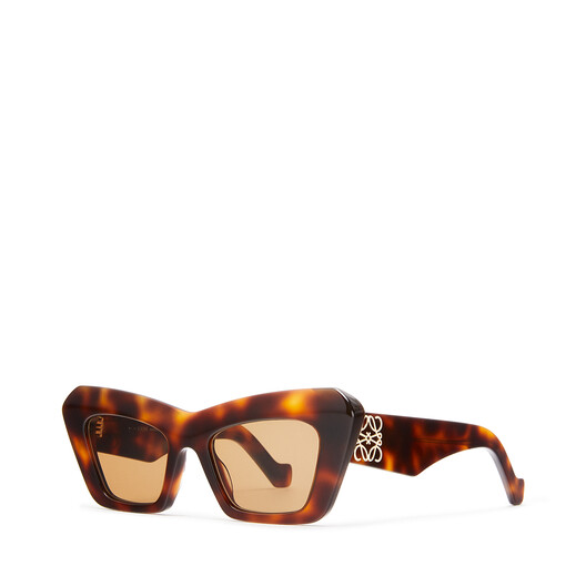 LOEWE Gafas De Sol Acetato Cateye Habana front