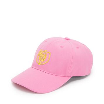 LOEWE Eye/Loewe/Nature Cap Medium Pink front