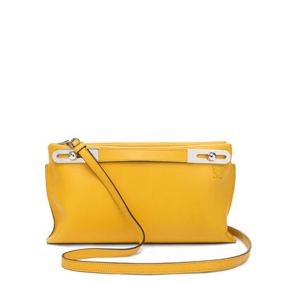 LOEWE Missy Small Bag Yellow Mango front