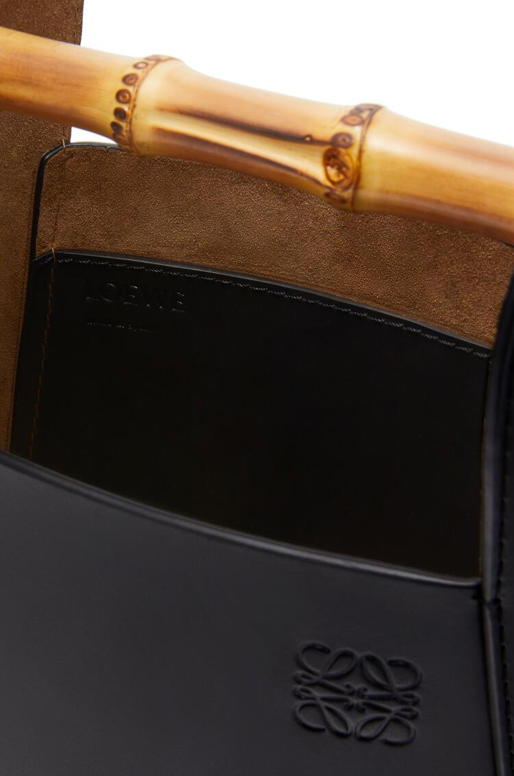 LOEWE バンブー バケットバッグ(カーフスキン) ブラック pdp_rd