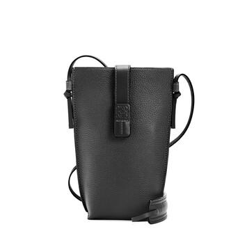 LOEWE ポケット ブラック front