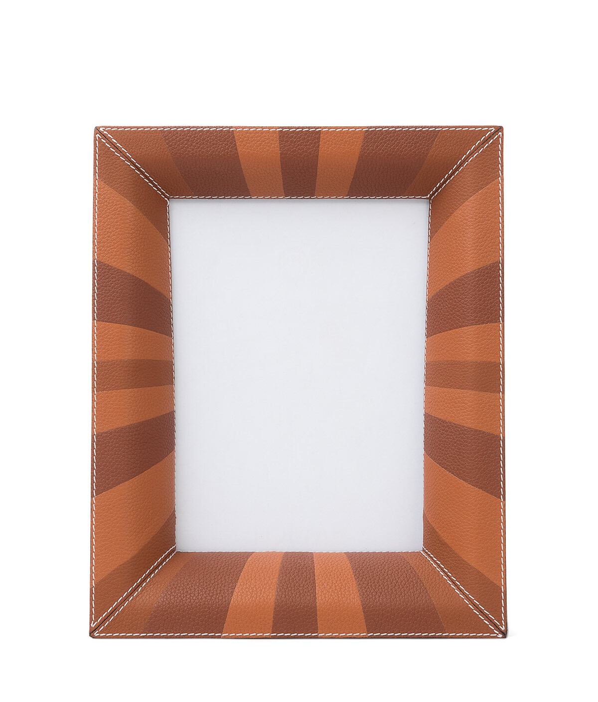 LOEWE Photo Frame Tan Multitone front