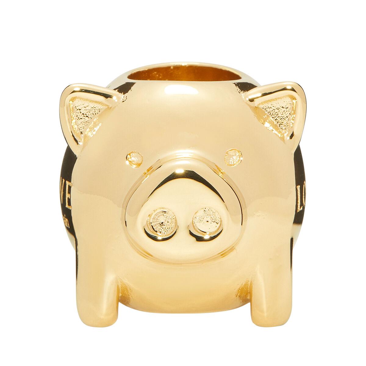 LOEWE Animal Big Dice Gold front