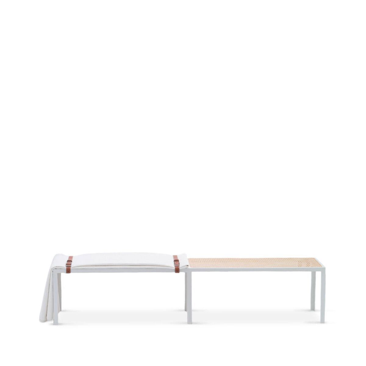 LOEWE Set Double Bench ホワイト/マルチカラー all