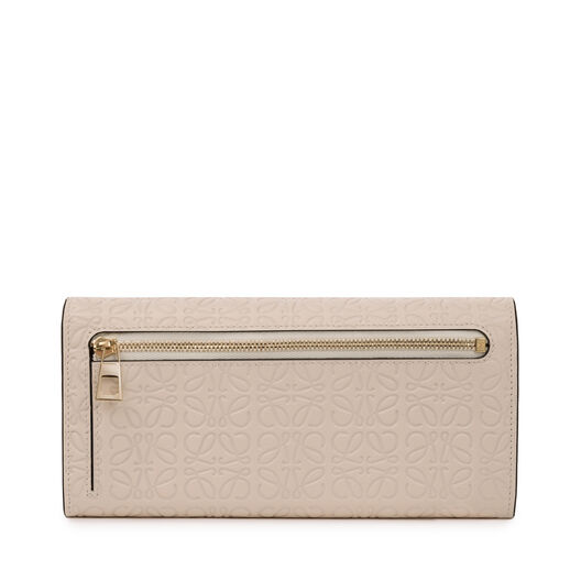 LOEWE Continental Wallet Ivory all