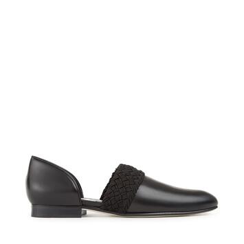 LOEWE Flex Loafer Black front